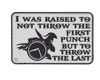 Morale PVC Patch-First Punch 6679