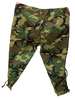 Military Issue ECWCS Level 5 Gore-Tex Over Pants Woodland XLR