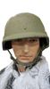Government Issue Kevlar PASGT Helmet Used