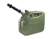 10L Wavian Fuel Can with Spout