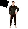 Rothco ECWCS Poly Zip Collar Shirt Black
