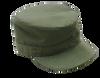 Combat 2 ply Patrol Cap BDU with Fleece Ear Muff