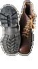 Swedish Military Combat Boots
