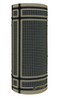 MOTLEY TUBE® POLYESTER HOUNDSTOOTH COYOTE TAN