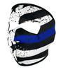 Full Mask Neoprene Thin Blue Line