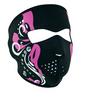 Full Mask Neoprene Mardi Gras