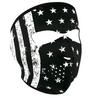 Full Mask Neoprene Vintage Flag