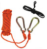 Sona Enterprises 30ft Orange Reflective Cord Set