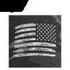 Rothco Camo US Flag T-Shirt Black Camo