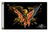2nd Amendment Eagle Flag