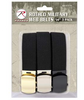 Rothco 54 Inch Military Web Belts in 3 Pack Black