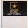 U.S. ARMY CAR FLAG