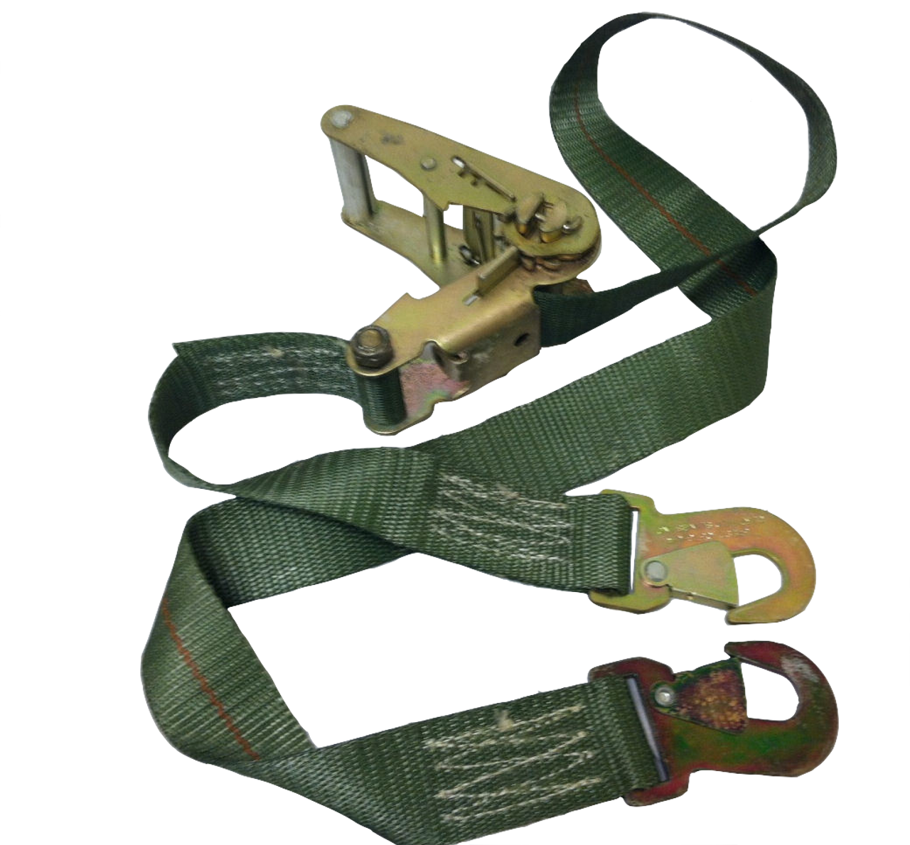 MILITARY ISSUE RATCHET STRAP