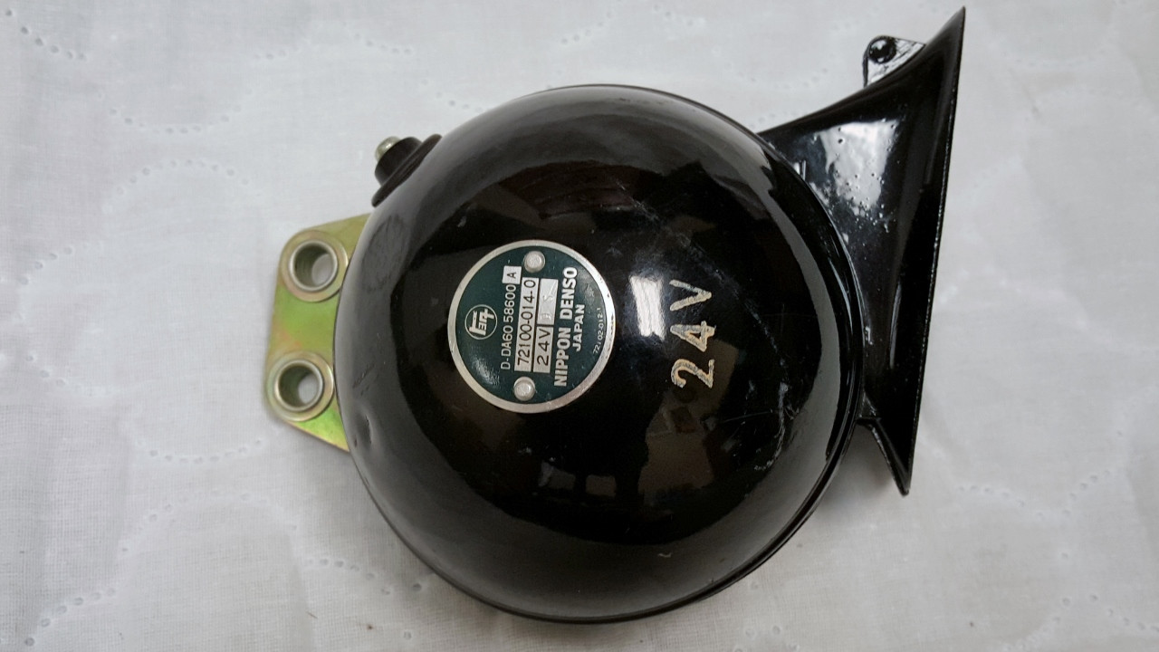 Military Issue Denso 24volt Horn