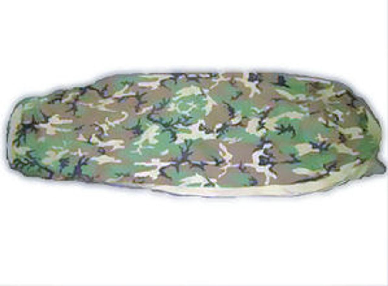 US Army Woodland Camo Goretex Bivy Cover