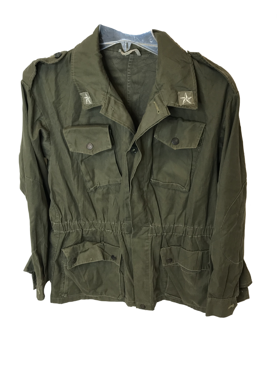 Vintage Italian Army Field Jacket - Army Surplus Warehouse 26cab57fb
