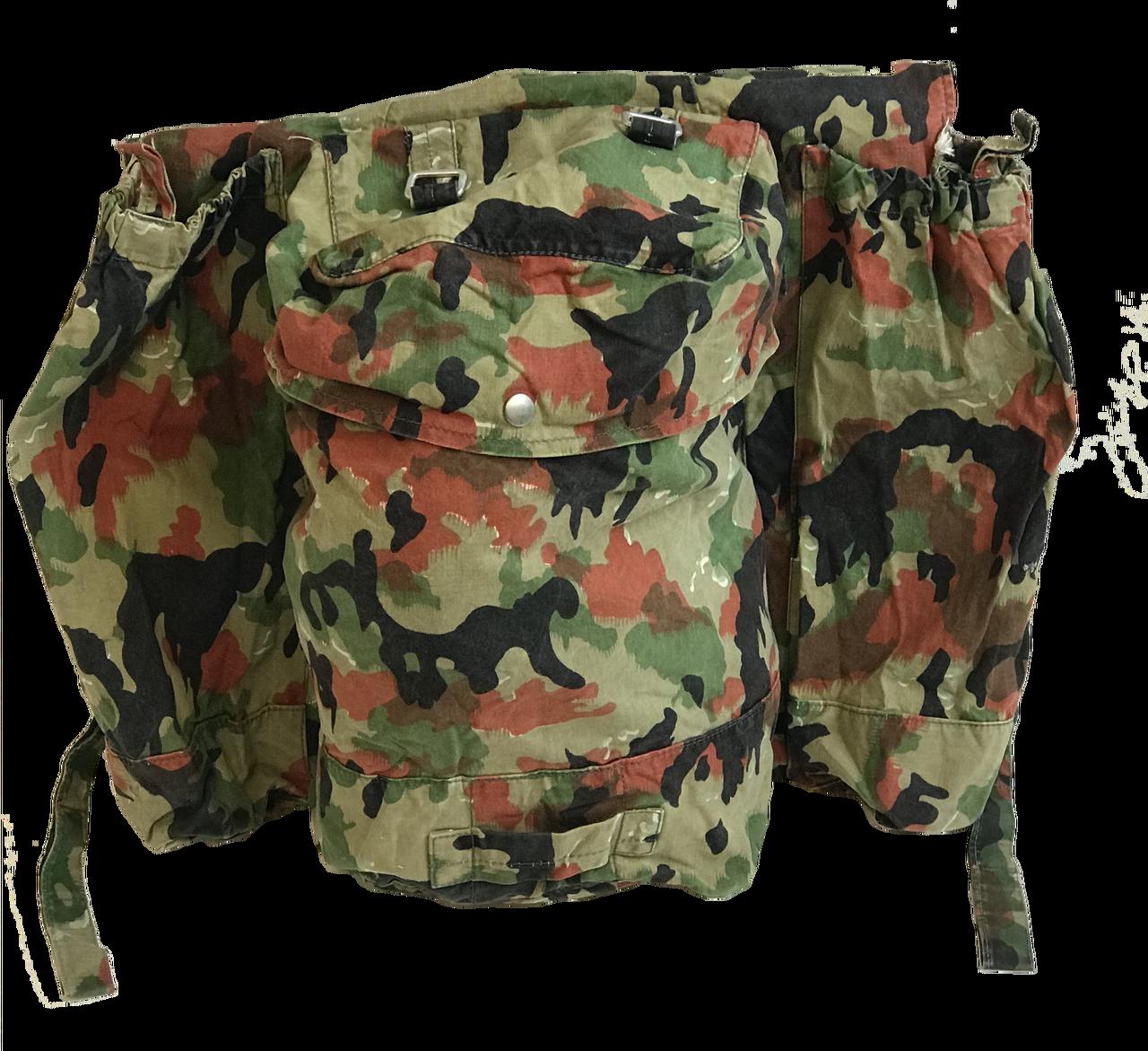 b8c81641597e2 Swiss M70 Rucksack Alepenflage Camo - Army Surplus Warehouse