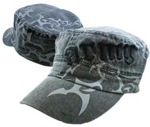 Army Tribal Flat Top Cap