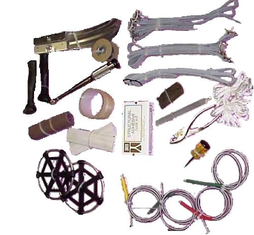 Cross Country Ski Repair Kit
