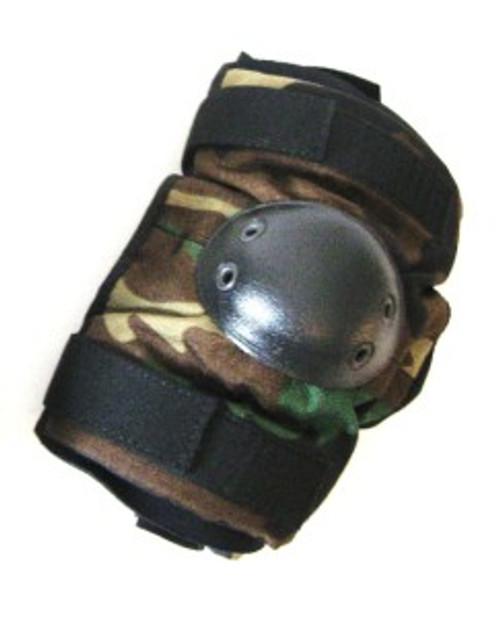 GI Issue Elbow Pads Woodland Medium (1 pair)