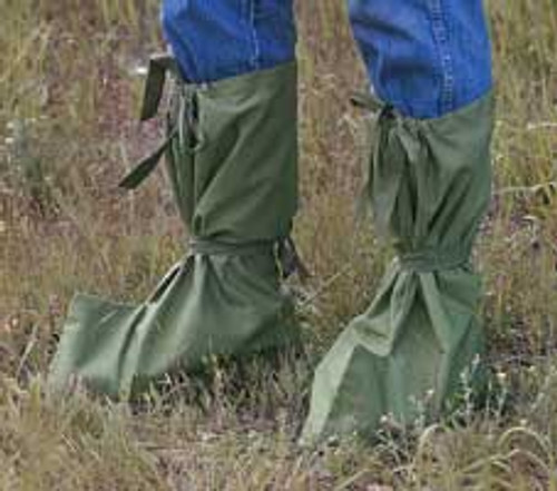 French Military Boot Covers