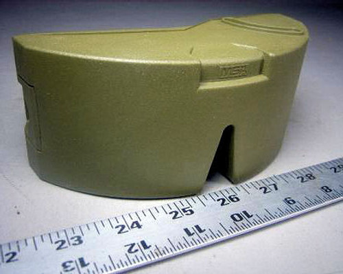USGI Special Protective Eyewear, Cylindrical System Spectacle CASE