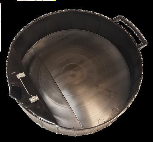 GI Issue Military 6-gallon Drain Pan