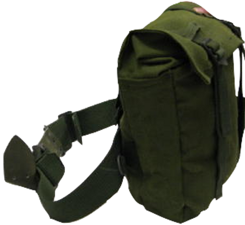 Canvas Battle Harness Bag & Belt