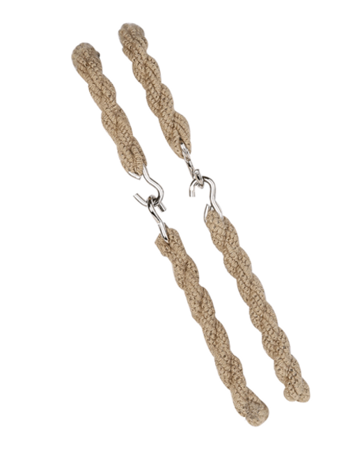 Military Style  Hook-On Blousers Tan 1 pair (2each)