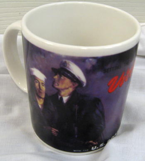 U.S. Coast Guard Mug 6001E Case
