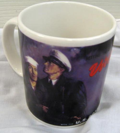 U.S. Coast Guard Mug 6001E Case