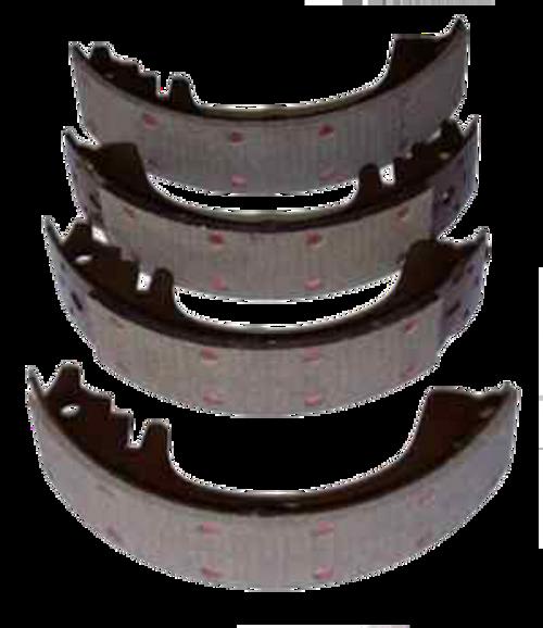 MB Brake shoes 2 sets  (Set of 4) SB468 642967