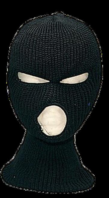 Acrylic Ski Mask Black