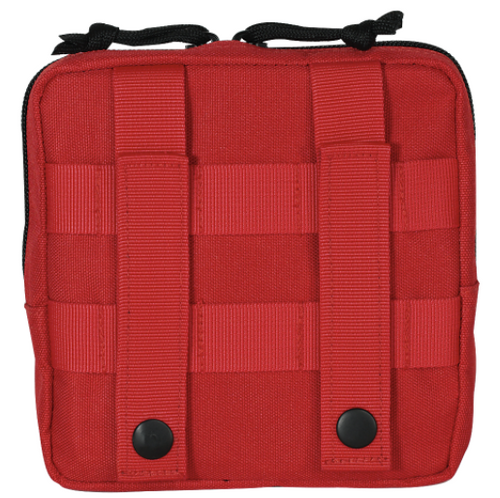 VOODOO TACTICAL FIRST AID POUCH RED