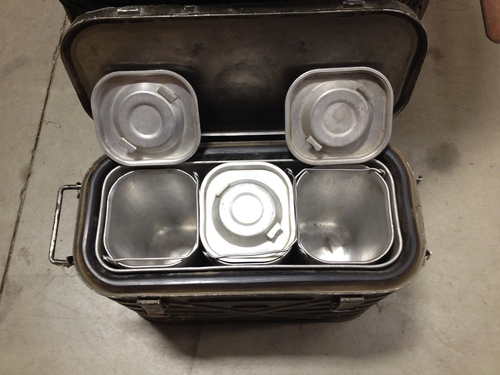 US Mermite Insulated Food Container