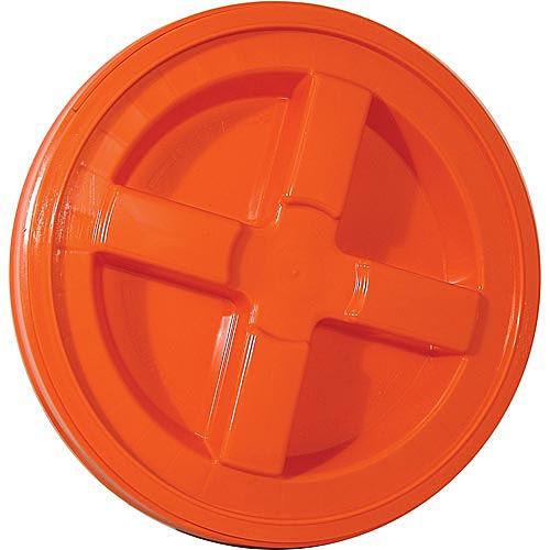 Gamma Seal Lid Orange Color