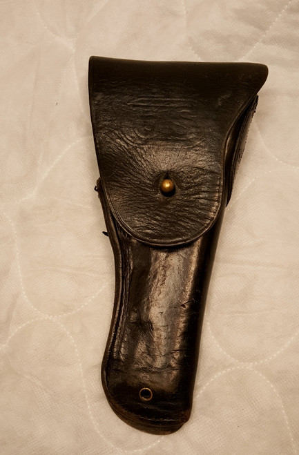 Genuine Military Surplus US 45 Holster Black Leather