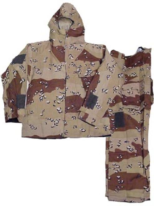 Desert Chemical Suit Medium