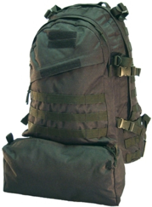 Red Rock MOLLE Engagement Pack Black