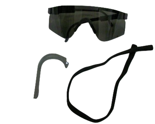 USGI Special Protective Eyewear, Cylindrical System Spectacle,