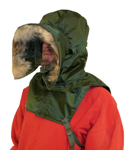 Extreme Cold Weather Shore Parka Hood (A-1)