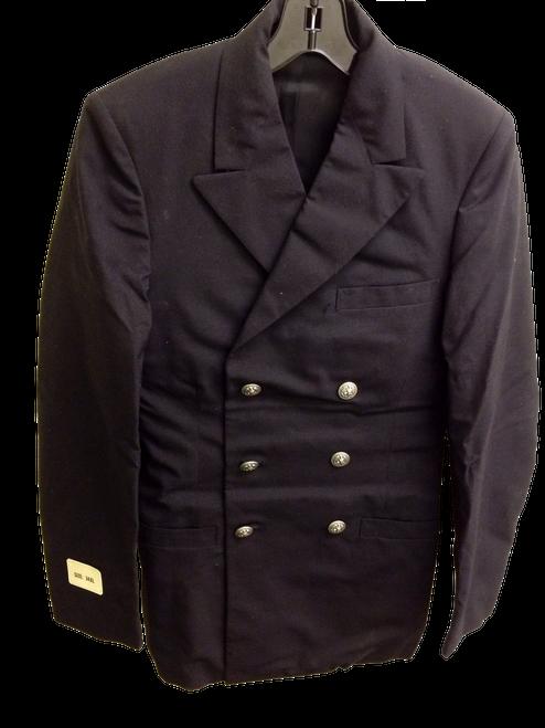 Men's Poly/Wool Coat