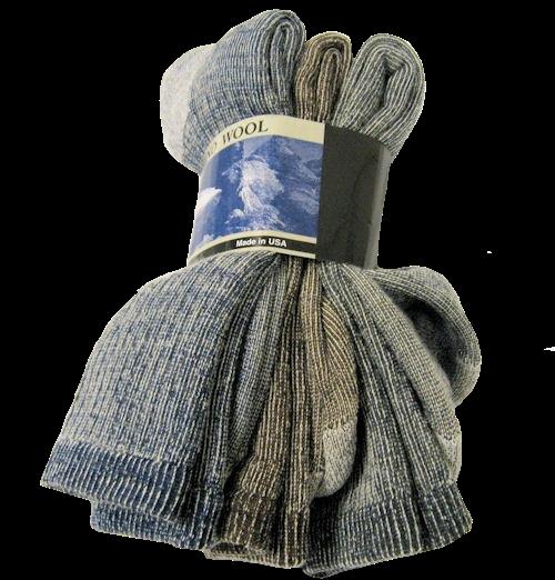 Children's Merino Wool Sock 3 pack