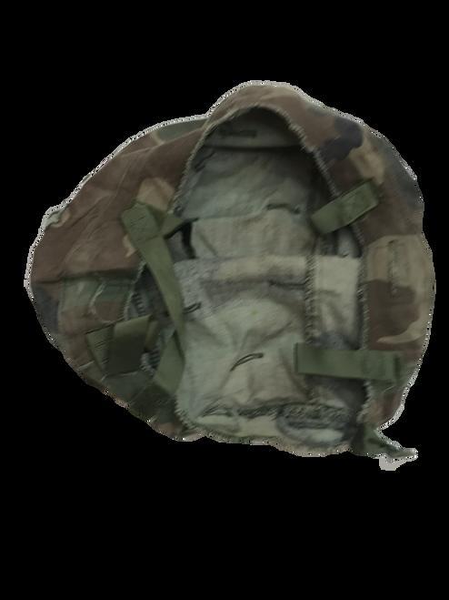 USED-BDU Helmet Cover-Woodland