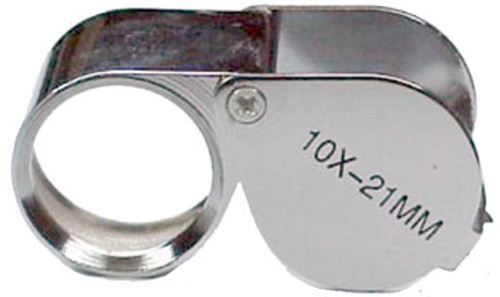 10X  Jeweler's Loupe 17MM