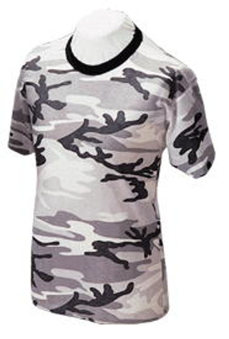 Adult Urban Camo T-Shirt