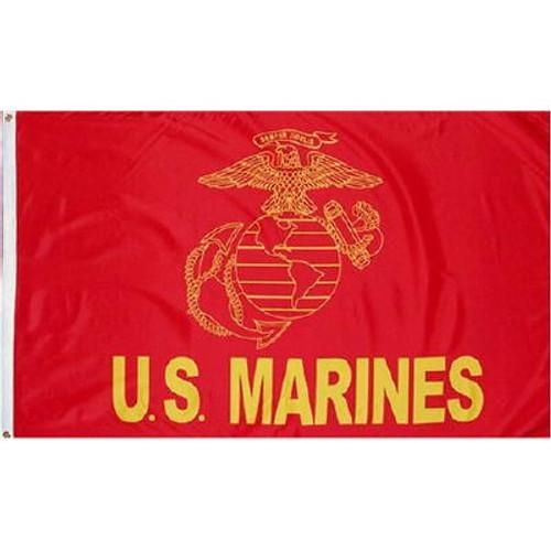 New Style USMC Flag