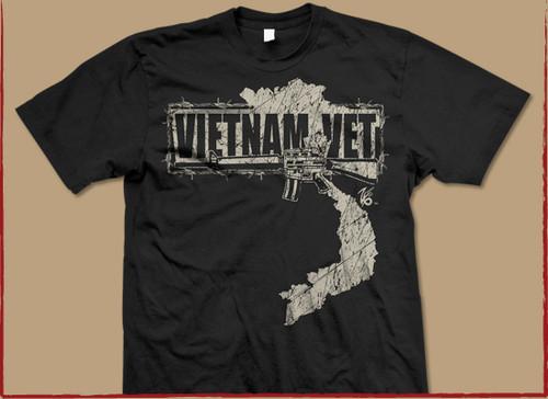 Zero Six Vietnam Vet T-Shirt