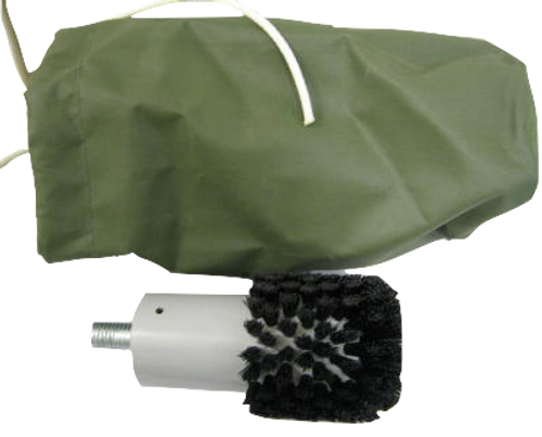 Artillery Cleaning Brush with Bag