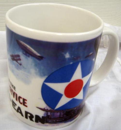 Air Service Mug  6001D Case
